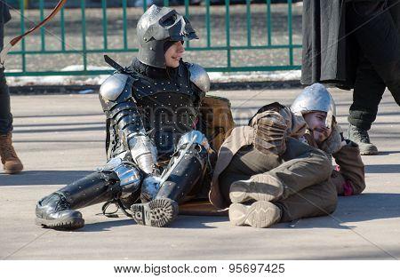 Knights Timeout