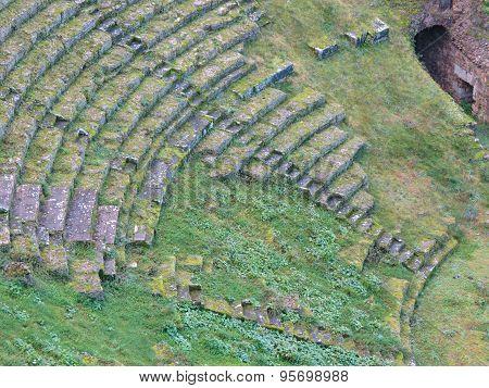 Volterra, Roman Theatre