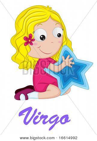 virgo star sign from series 1