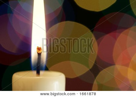 Flamme Kerze