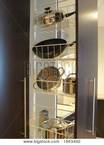 Modern Kitchen Storage