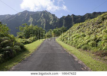 Ko'olau Mountains, Oahu, Hawaii