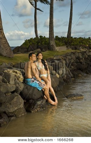 Resort Couple 030