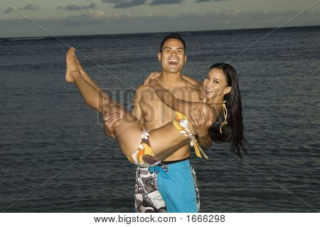Resort Couple 0072