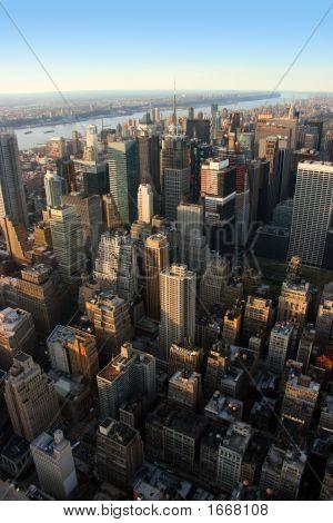 West Midtown Manhattan, New York