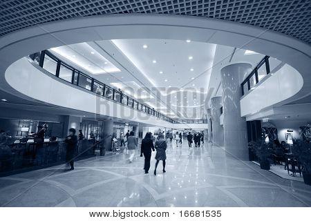 big mall in Hongkong