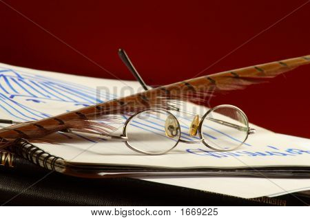 Eyeglasses And