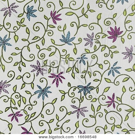 florish paper background