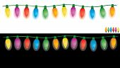 picture of christmas lights  - Holiday Lights Set - JPG