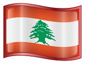 picture of bic  - Lebanon Flag icon - JPG