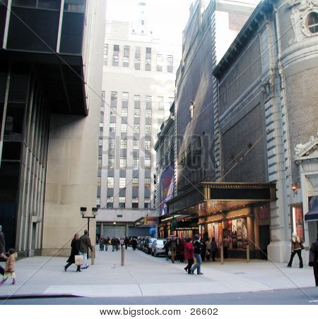 Shubert Alley