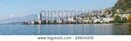 Panorama de Montreux, Suíça