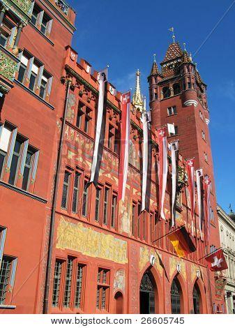 Basel Cityhall