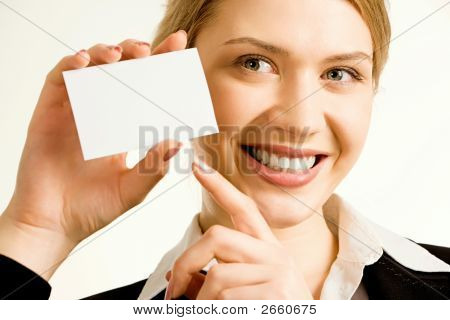Professional�S White Card
