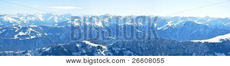 Pizol, Swiss Alps