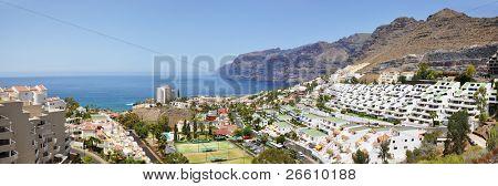 Los Gigantes. Tenerife island, Canaries