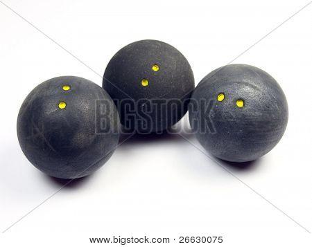 Squash Bälle