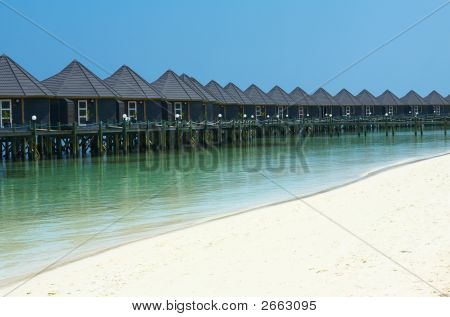 Nice Tropical Bungalows