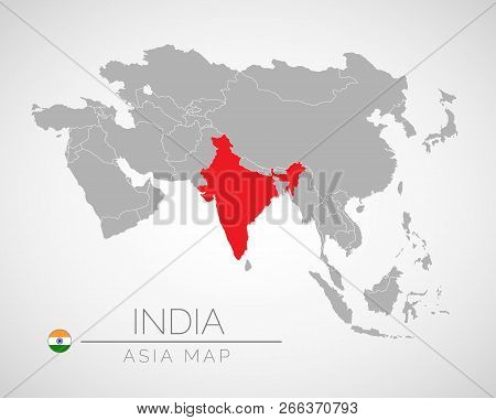 Map Of Asia With The Identication Of India. Map Of India. Political Color Map Of Asia on beijing map asia, color map south america, color map australia, color us map, world clock asia, pyramids of asia, color europe map, north asia, color map united states, shape of asia, compass of asia, color map africa, world map asia, citytime zone map asia, educational maps of asia, coloring pages of animals in asia, color map egypt,