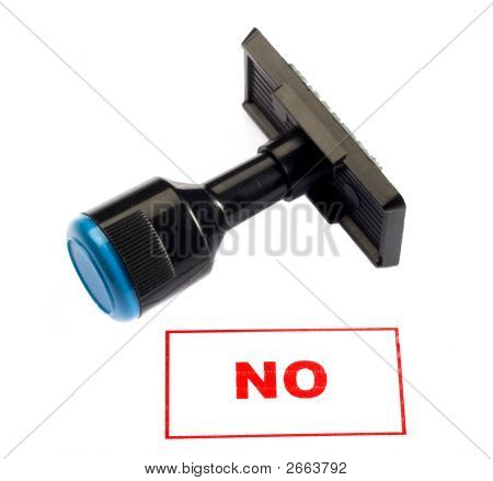 Stamp No
