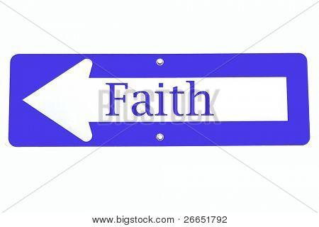 Signo de la fe