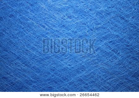 Blue vent filter for background