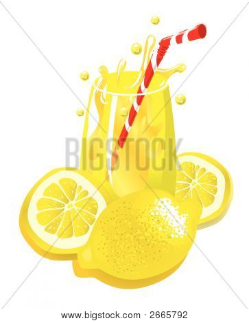 Lemonade (Illustration)