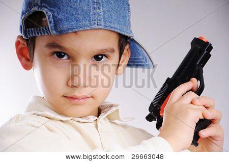 gun boy