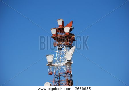 Microwave Communications Array