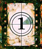Постер, плакат: Фильм обратный отсчет на No 1