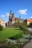 Wawel Castle. Krakow. Poland. poster