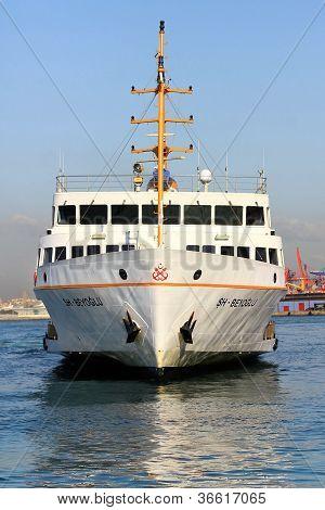 Istanbul Passenger Ship