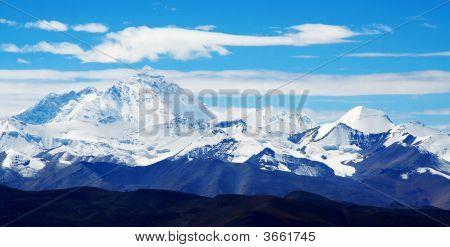 Everest Snow Mountain