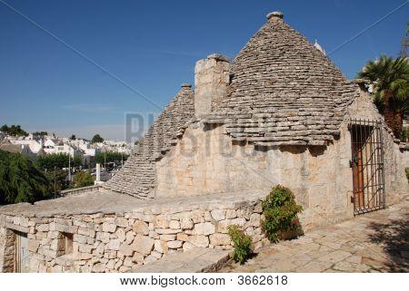 Stone Trullo