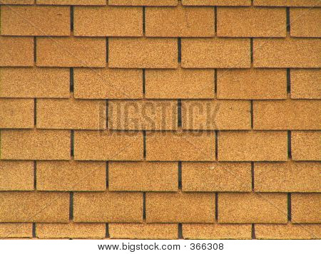 Asbestos Roofing Shingles