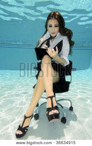 Underwater at Work