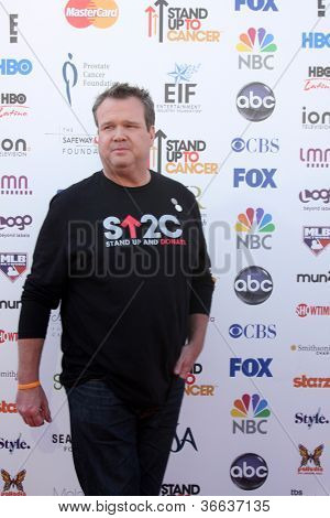 LOS ANGELES - SEP 7:  Eric Stonestreet arrives at the 2012 Stand Up To Cancer Benefit at Shrine on September 7, 2012 in Los Angeles, CA