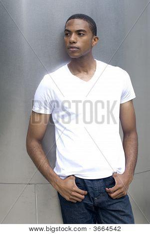 Black Male Model