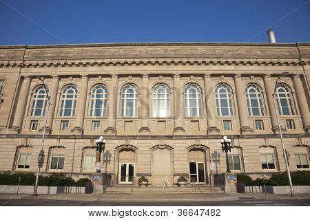 Prefeitura em Des Moines