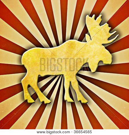 Starburst Moose