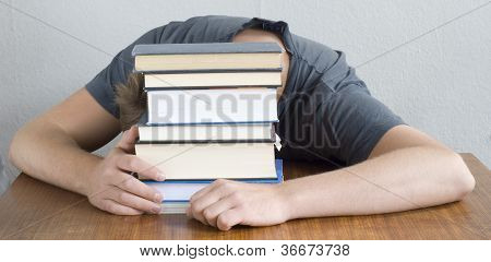 Sleeping With Books