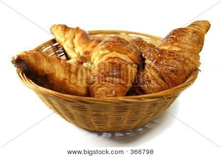 Basket Croissant