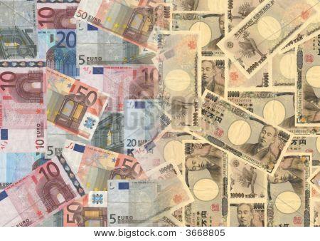 Euros And Yen