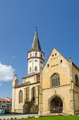 Levoca, Slovakia - St. James Church