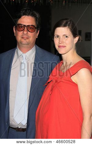 LOS ANGELES - 4 de JUN: Roman Coppola arrivesa no