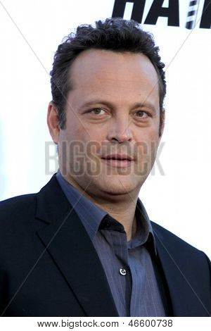 LOS ANGELES - MAY 29:  Vince Vaughn arrives at the