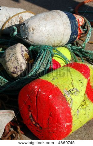 Fishing Floats And Bouys