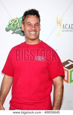 LOS ANGELES - JUN 8:  Adrian Pasdar at the 2nd Annual T.H.E EVENT at the Calabasas Tennis and Swim Center on June 8, 2013 in Calabasas, CA
