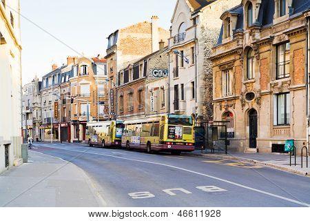 Rue Chanzy en Reims