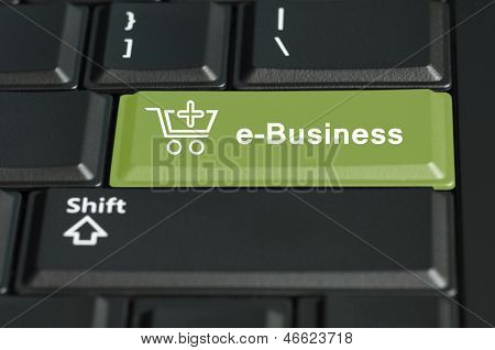 Shift To  E-business Concept
